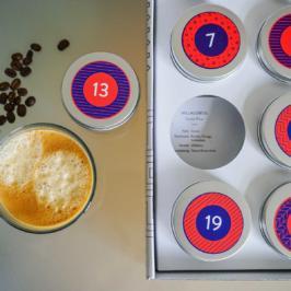 Mit dem KAFFEE ADVENTSKALENDER eine ganz neue Vorweihnachtsfreude verschenken