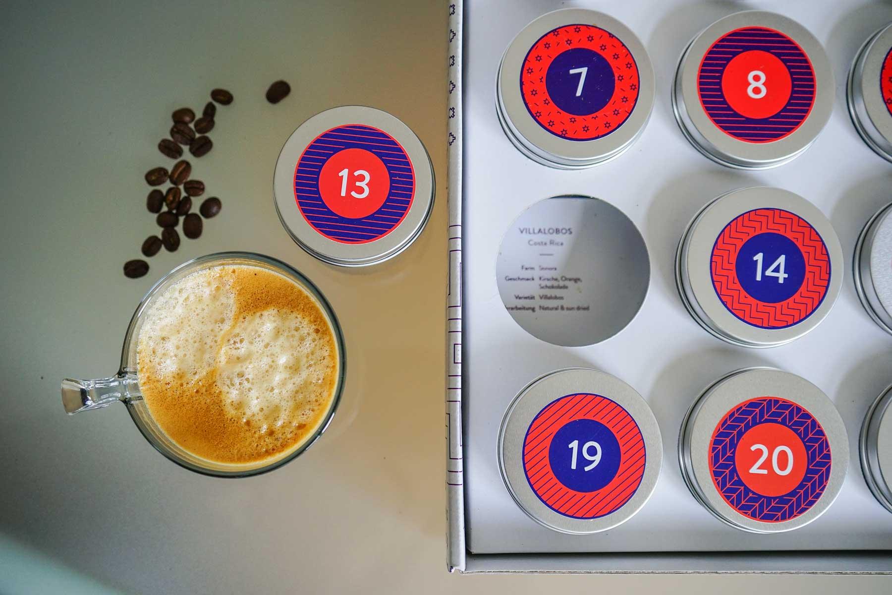 Jeden Tag wartet eine neue Kaffeeinspiration